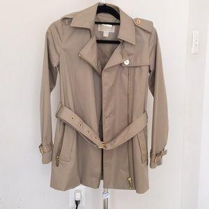Michael Kors waterproof Trench Coat